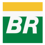 Logo of PETROBRAS BR ON